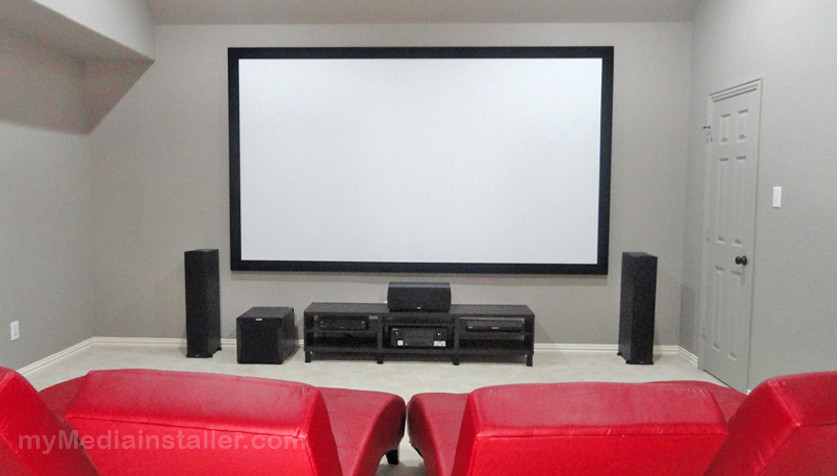 Home Theater Gallery - myMedia Installer