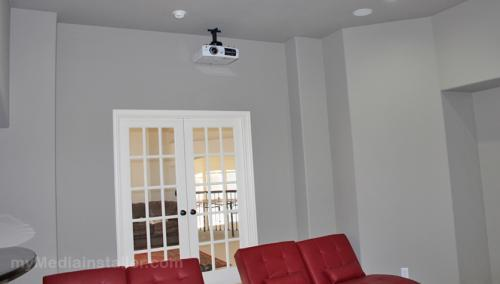 Home Theater Installation (Allen, Texas) 2