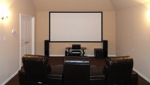 Home Theater Installation (Celina, Texas)