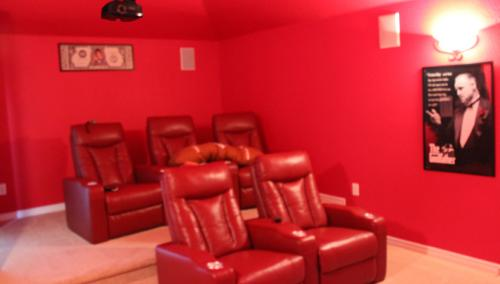 Home Theater Installation (Dallas, Texas) 2