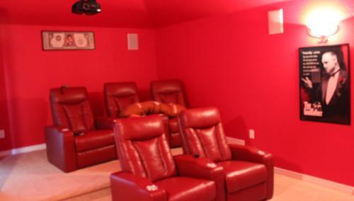 Home Theater Installation (Dallas, Texas) 2