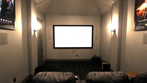 Home Theater Installation (Lucas, Texas)