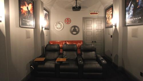 Home Theater Installation (Lucas, Texas) 2