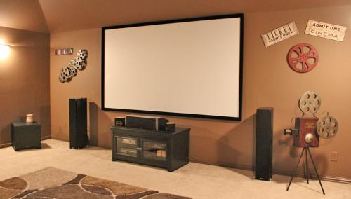 Home Theater Installation (McKinney, Texas)
