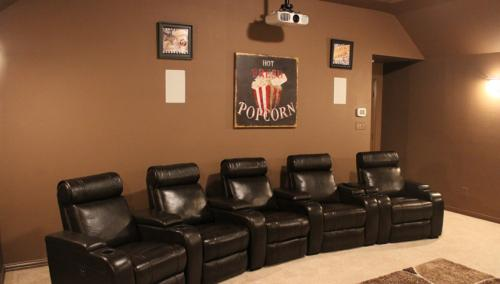 Home Theater Installation (McKinney, Texas) 2