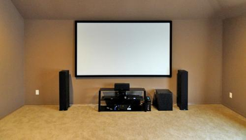 Home Theater Installation (Plano, Texas)