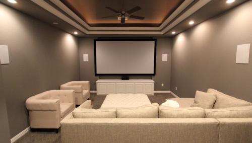 Home Theater Installation Carrollton TX