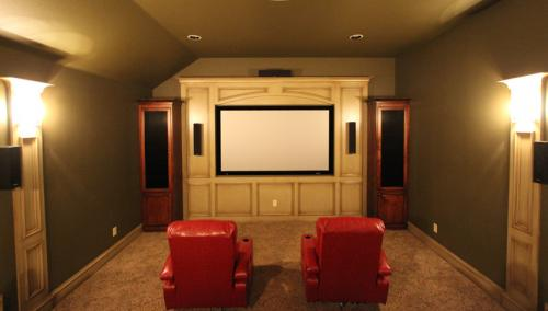 Home Theater Installetion Highland Park