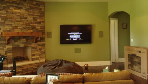 Tv Installation (McKinney, Texas)